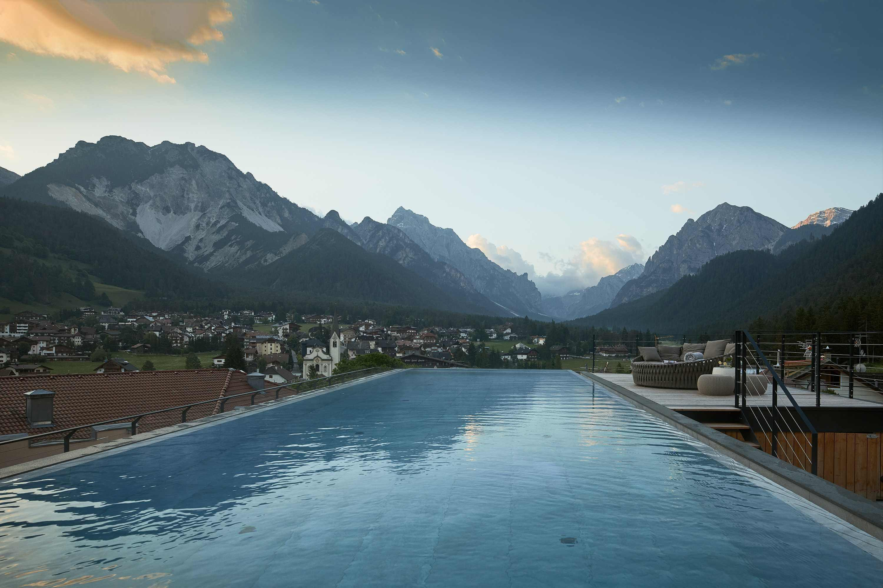 best wellness hotels in South Tyrol