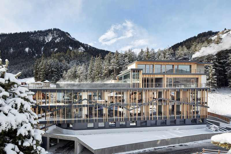 NEW: THE DOLOMITES LODGE